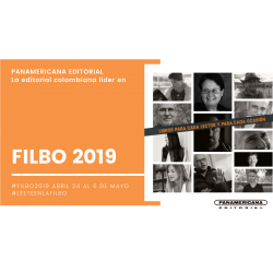Panamericana Editorial fue noticia en FILBo 2019