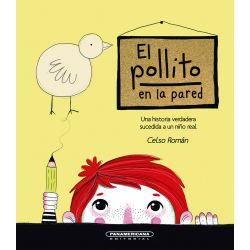 El pollito en la pared